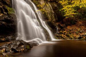Spruce Flat Falls, Great Smoky Mountains, TN
